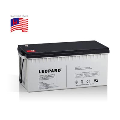 美洲豹12v200ah蓄电池