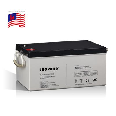 美洲豹12v250ah蓄电池