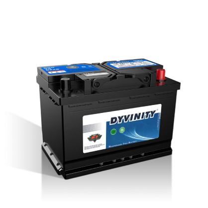 美洲豹12v72ah启动电池