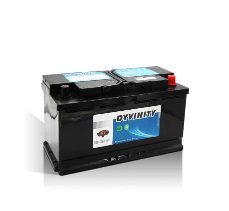 美洲豹12v100ah启动电池